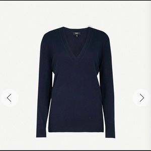 Theory Cashmere sweater Navy